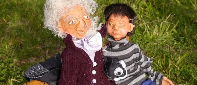 Nan and Tuna: A Puppet Show