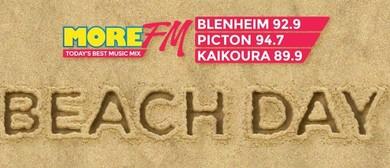 More FM Beach Day