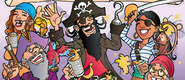The Great Piratical Rumbustification