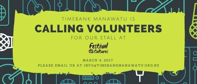 Calling Volunteers for Timebank Manawatu