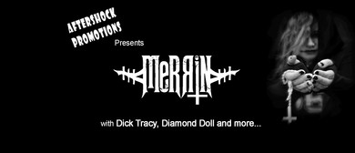 Merrin Rock Under Construction Tour
