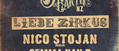 Liebe Zirkus with Nico Stojan