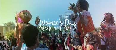 International Women's Day Parade and Picnic