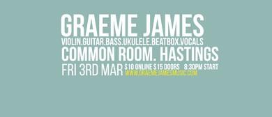 Graeme James Common Room, Hastings