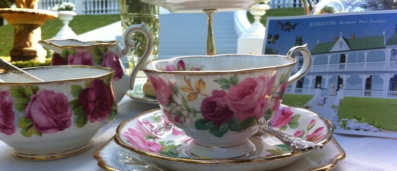 High Tea At Historic Alberton