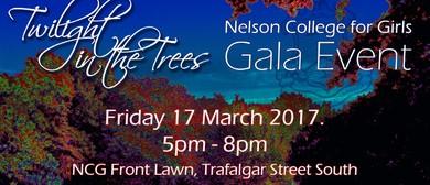 NCG Twilight In the Trees Gala