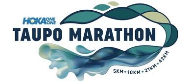 Hoka One One Taupo Marathon