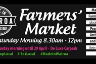 Made In Wairoa Farmers Market