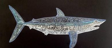 Animalia: Elaborate Pen & Ink Drawings by Vivian McKenna