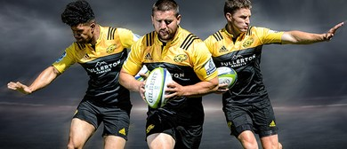Hurricanes v Melbourne Rebels