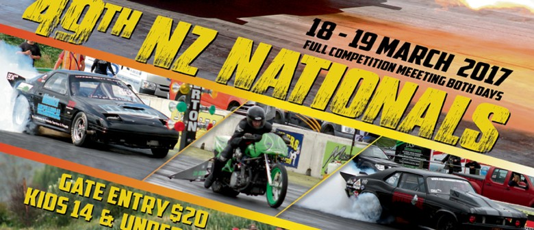 Jet Car Nationals  Tickets