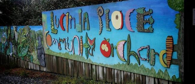 EcoWest Festival - Community Orchard Tour