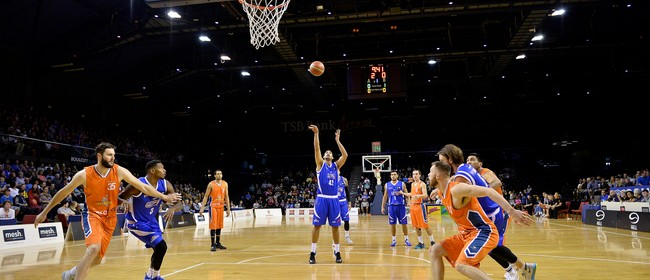 Wellington Saints v Hawkes Bay Hawks