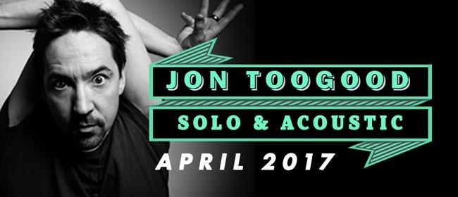 Jon Toogood - Solo & Acoustic