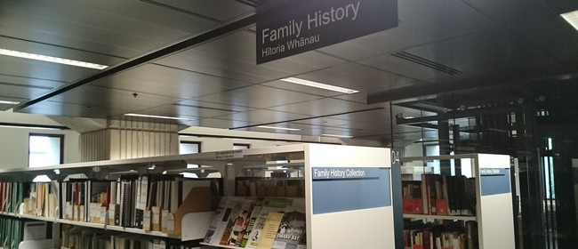 Family History Introductory Tour