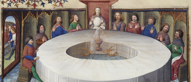 The Holy Grail In the Modern World - Talk by Dianne Kynaston