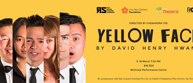 Yellow Face By David Henry Hwang