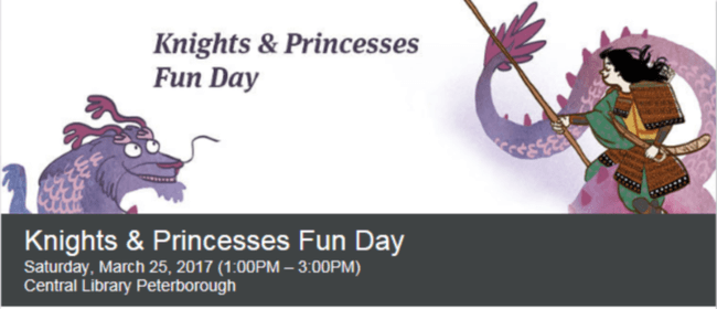 Knights & Princesses Family Fun Day