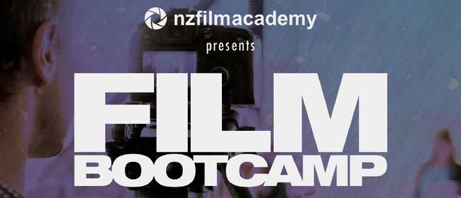 Film Boot Camp (Short Course NZ Film Academy)