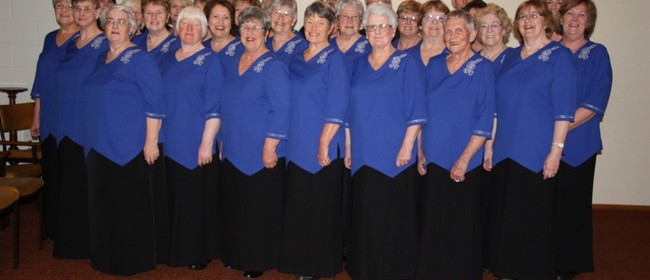 Mid Canterbury Choir In Concert