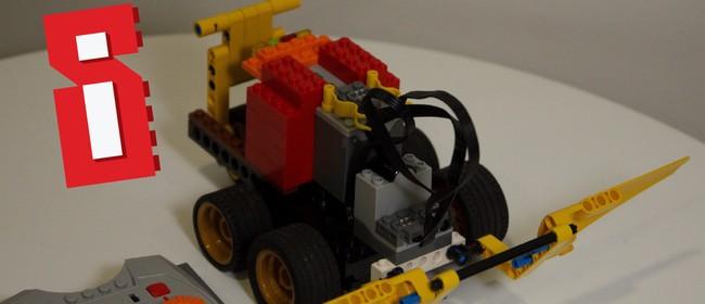 Technic Motors: Build a Remote Control Car
