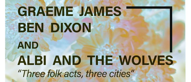 Albi and The Wolves bring Mr James and Mr Dixon to Auckland