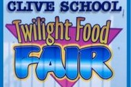 Clive School Twilight Food Fair