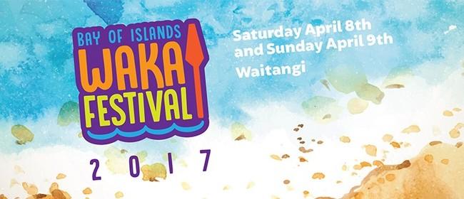 Bay of Islands Waka Festival 2017 Waka Ama & Waka Tangata