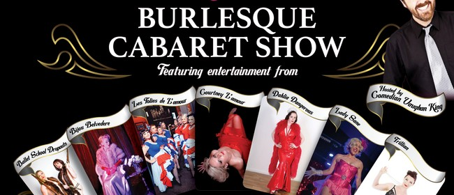 Cabaret L'amour Burlesque Cabaret : CANCELLED