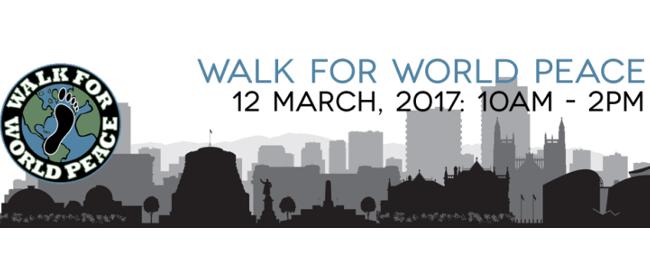 Walk for World Peace - Beautiful Mind, Beautiful City