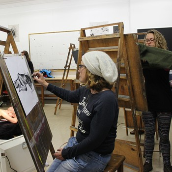 Expressive Life Drawing and Painting