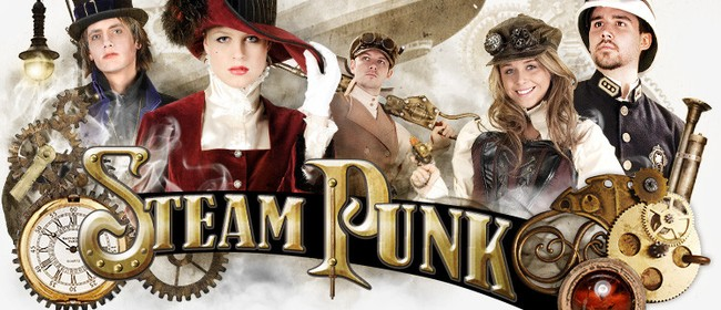 Steampunk Antiques and Collectors Market