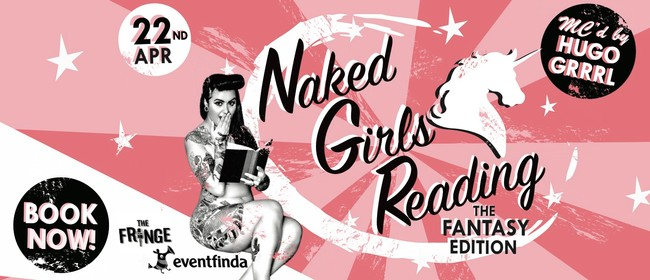 Naked Girls Reading: The Fantasy Edition