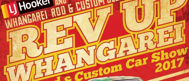 Whangarei Festival of Motorsport - Rev Up Whangarei
