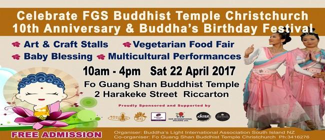 Buddha's Birthday Festival