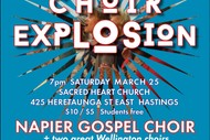 A Capella Gospel Choir Explosion