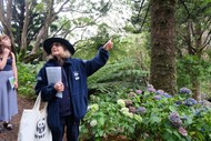 Guided Walk: Plants For Food