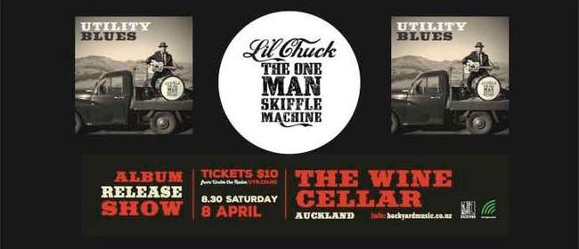 Li'l Chuck's Utility Blues (AKL) Album Release Show