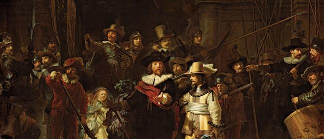 Rembrandt Afternoon Tea