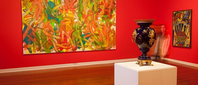 Exploded Worlds: Works From the Dunedin Public Art Gallery