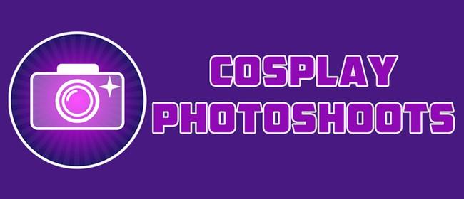 Cosplay Photoshoot 1 (Botanic Gardens) - NZ Comic Con