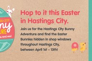 Hastings City Bunny Adventure