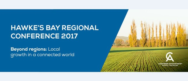Chartered Accountants ANZ Hawke's Bay Regional Conference