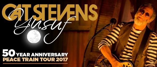 Yusuf - Cat Stevens - 50th Anniversary Tour