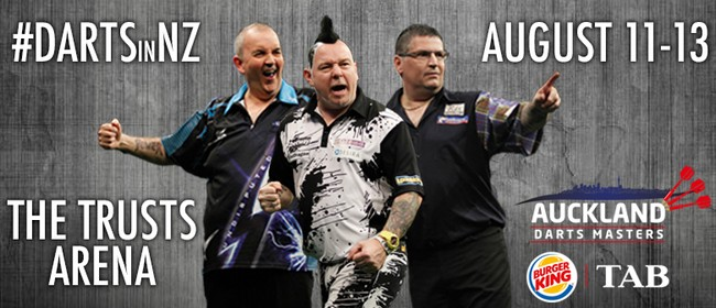 2017 Auckland Darts Masters