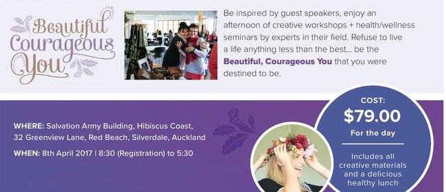 Beautiful Courageous You - Women's Event