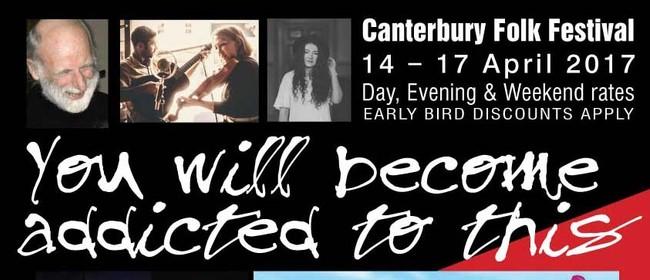 Canterbury Folk Festival 2017 - A Family Festival of Music