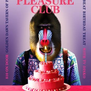 Ijebu Pleasure Club First Birthday With DJ Tv Disko