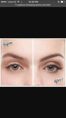 The Square - Henna Tattoos and Eyebrows Threading