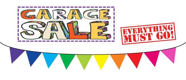 Fundraising Garage Sale